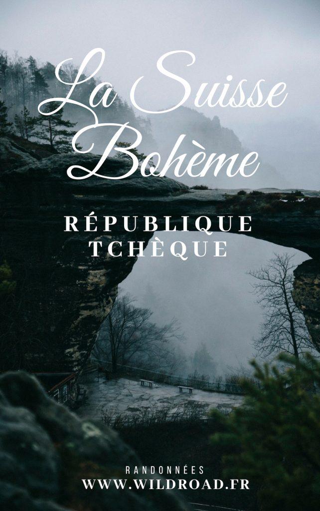 visiter Suisse Bohème république tchèque
