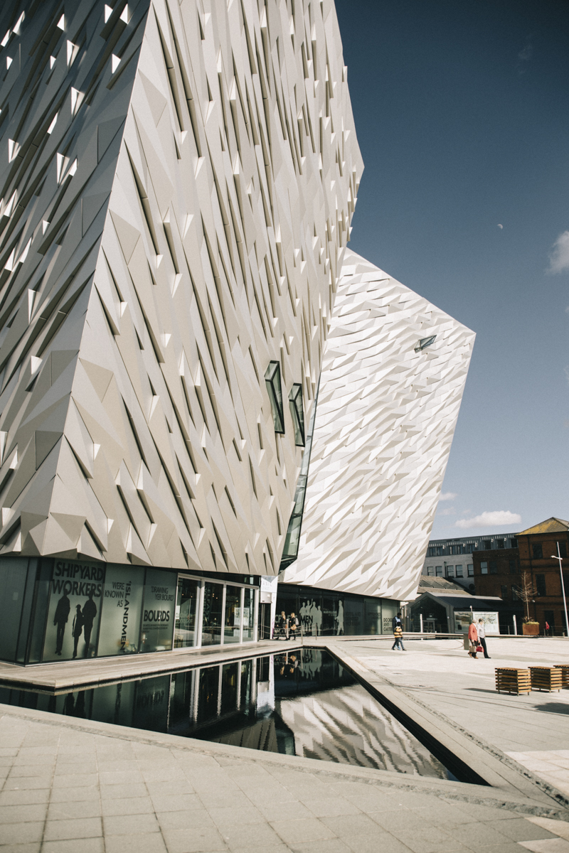 Belfast Musée du Titanis