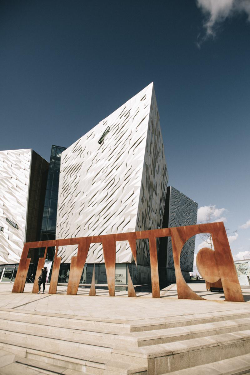 Musée du Titanic Belfast