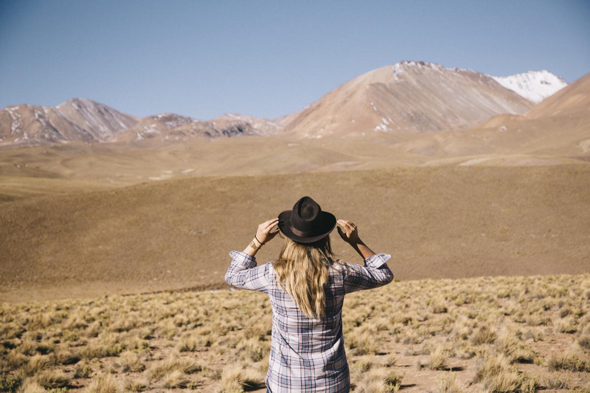 Chapeau bolivien tupiza