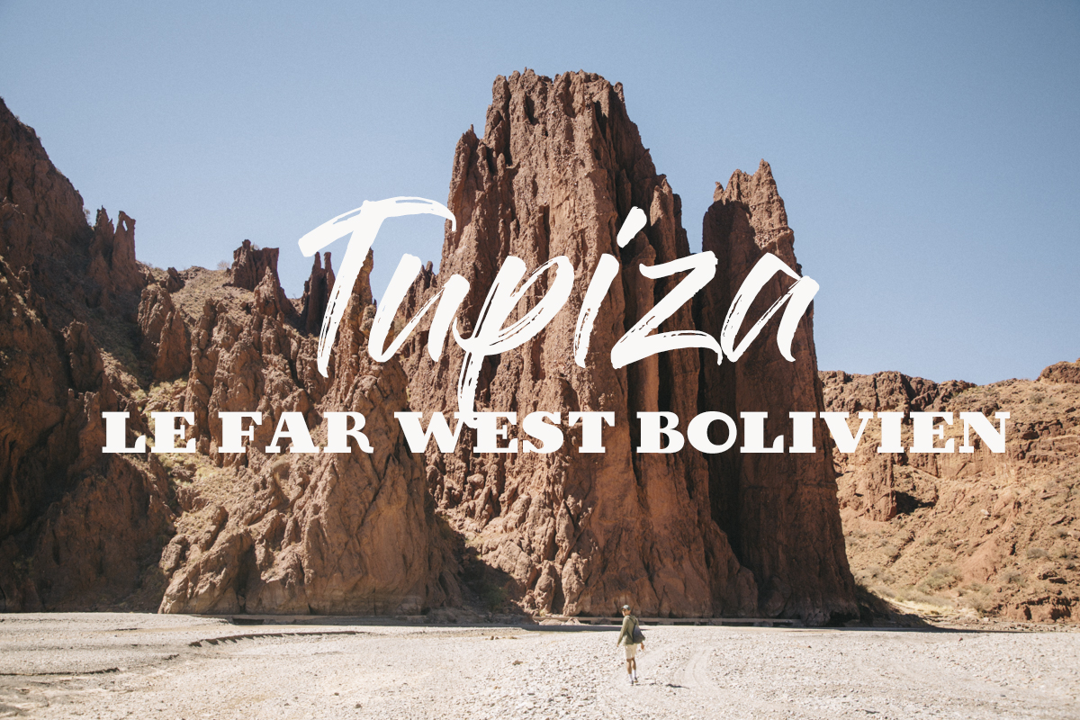 Far west tupiza bolivie