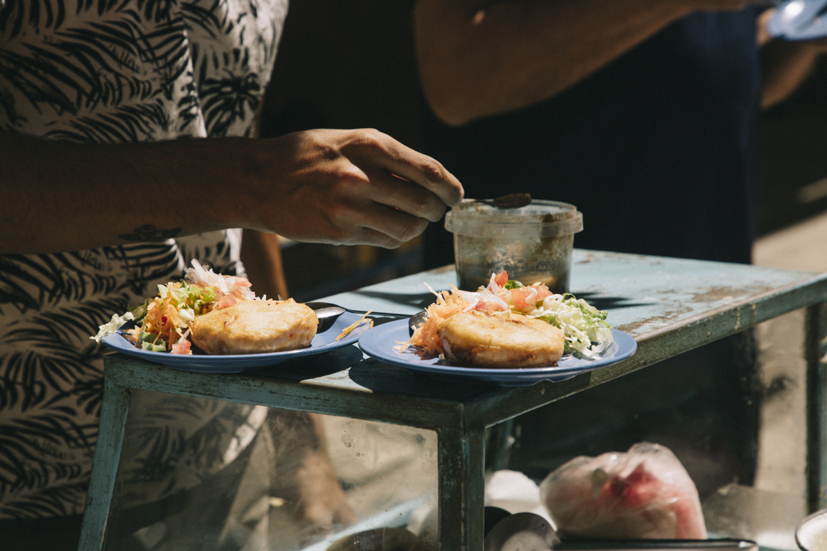 Streetfood marché tupiza