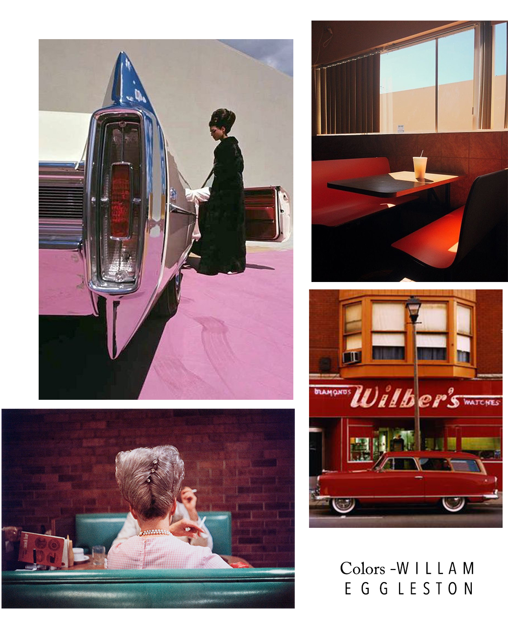 William Eggleston Color
