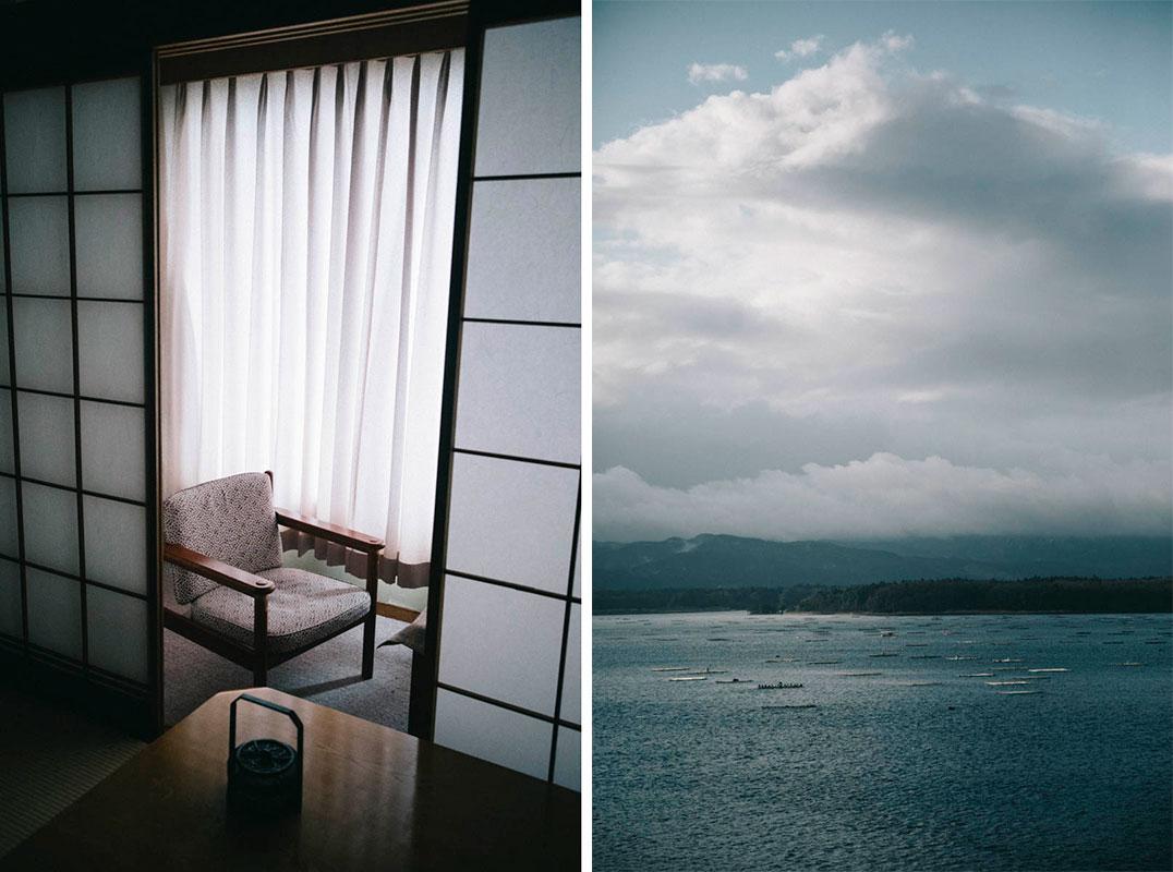 Lac kamo sado island île insolite japon