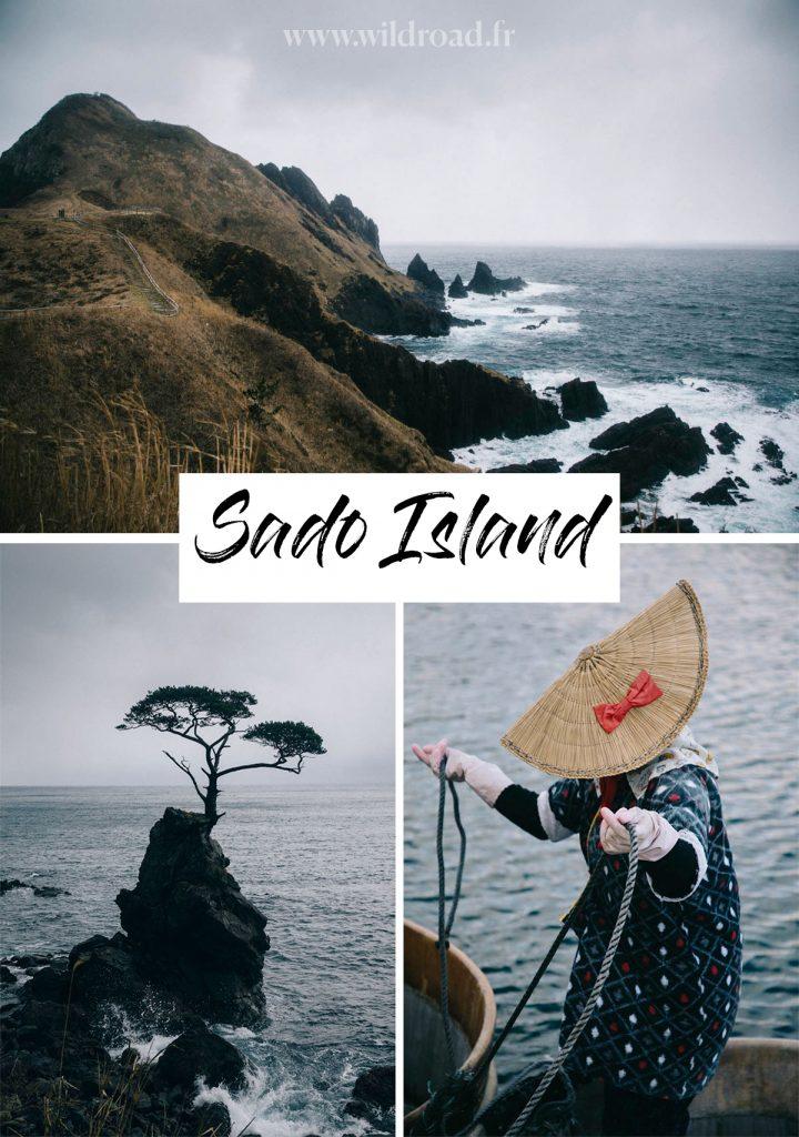 japon insolite sado island niigata