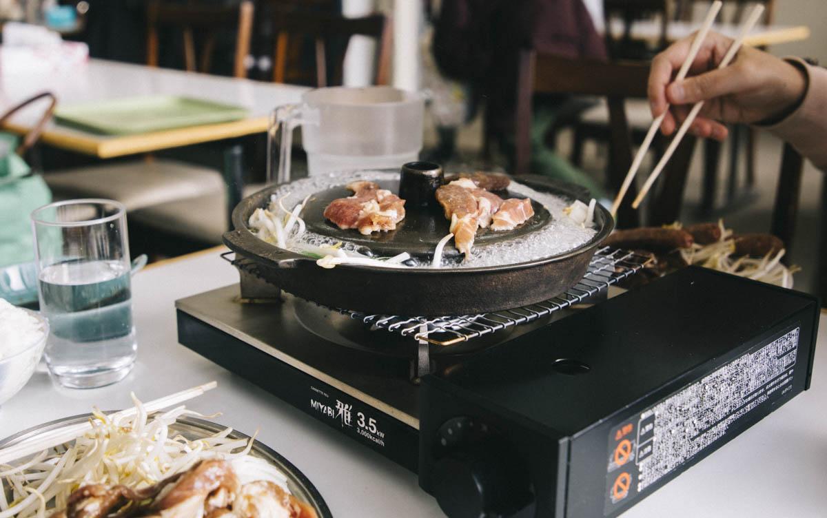 wakkanai spécialité culinaire cerf