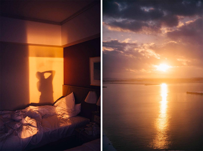 surréel hotel wakkanai japon hokkaido