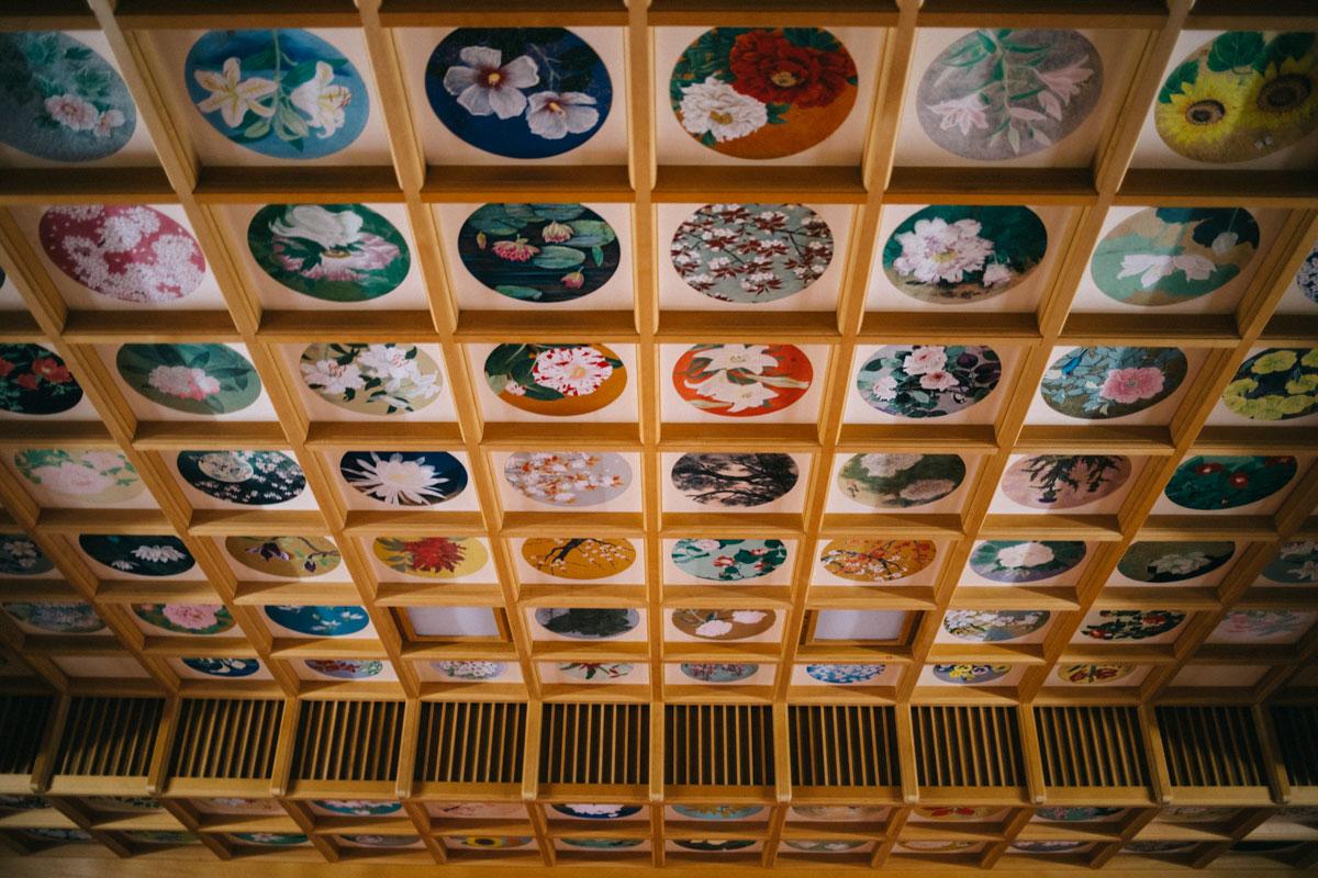 Asuka temple Tachibana-dera Nara prefecture