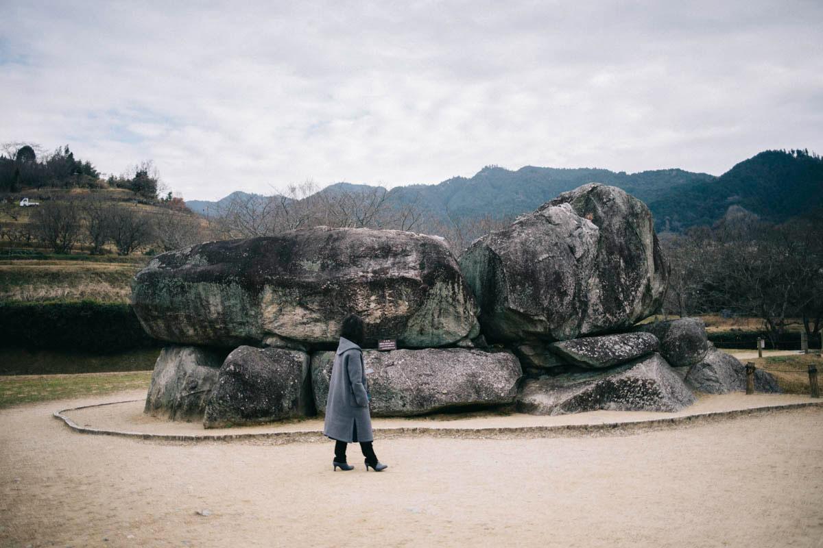 Asuka capitale japon, nara préfecture