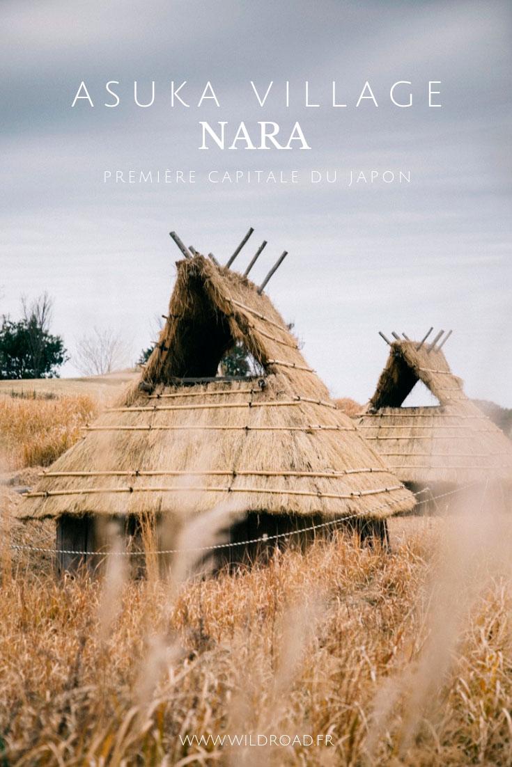 Visiter Asuka village dans la préfecture de Nara