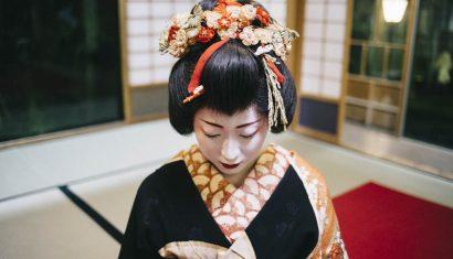 Geisha niigata japon furumachi