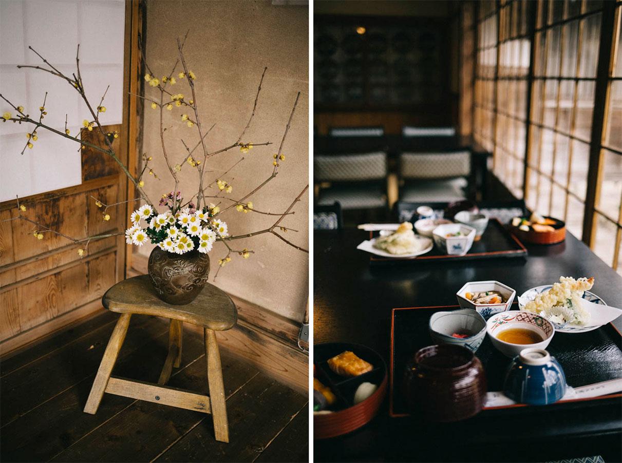 Décoration musée de la culture du nord niigata japon visite