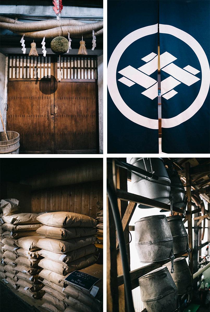 Imayo Tsukasa maison de sake Niigata japon