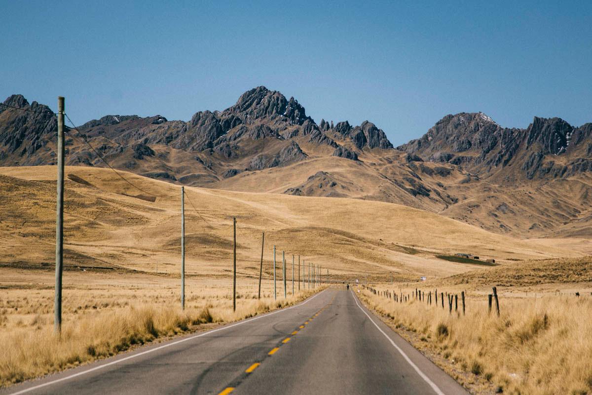 Altiplano entre Colca et Cusco