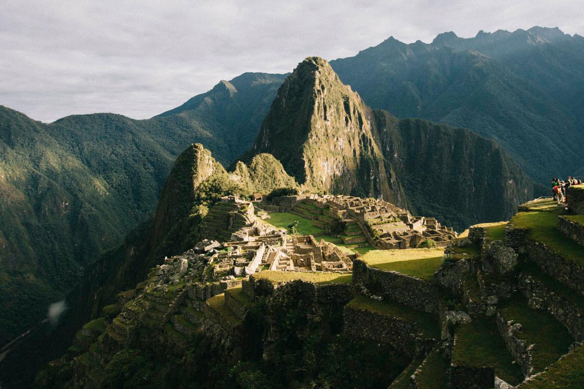 Le Machu Picchu ruines archeologie Pérou UNESCO visite