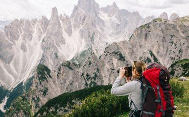 Prendre son appareil photo réflexe en Voyage dans les Dolomites