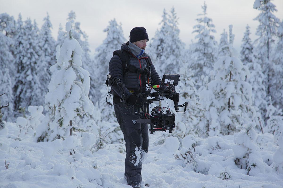 Guillaume Réalisateur Aïlo laponie finlandaise