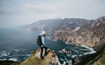 Slieve League erasmus Irlande