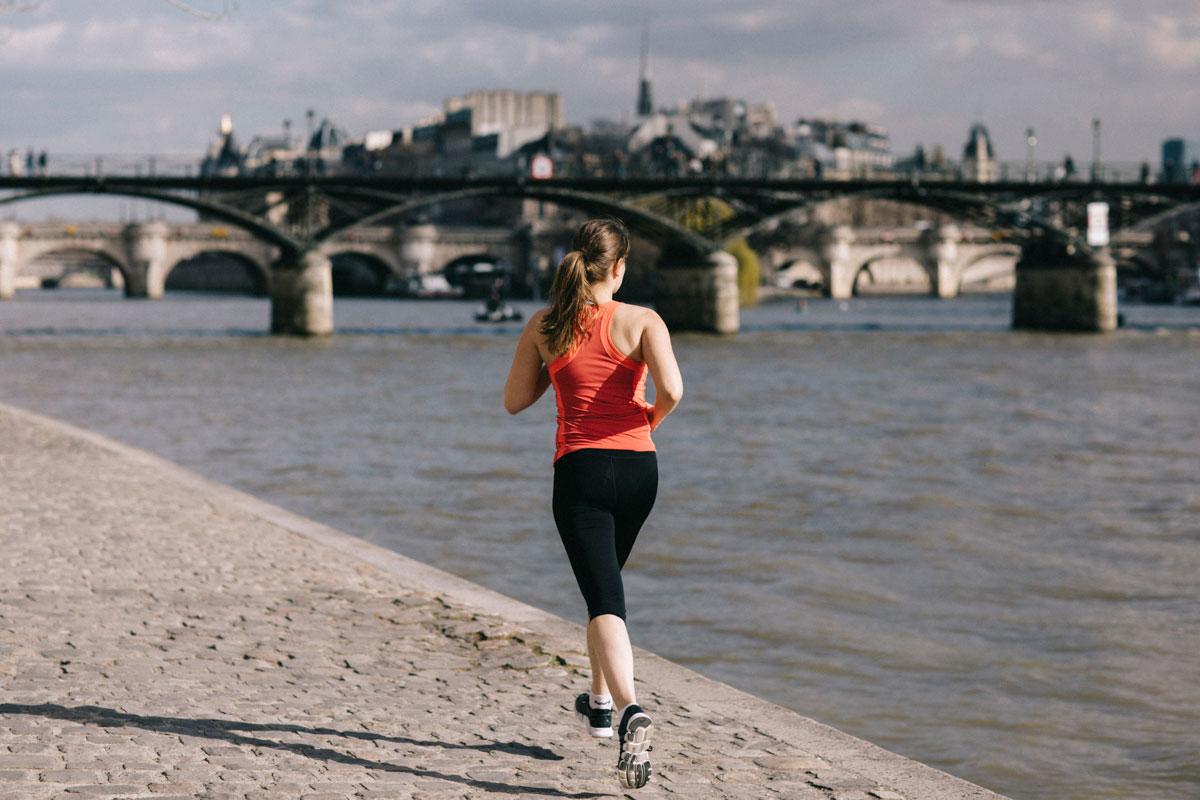 Body Attack Paris seine cours mardi préparation trek