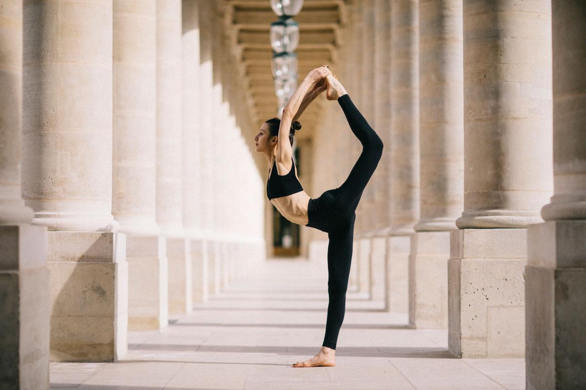 Body Balance à Paris cours renforcement musculaire pour préparer un trek