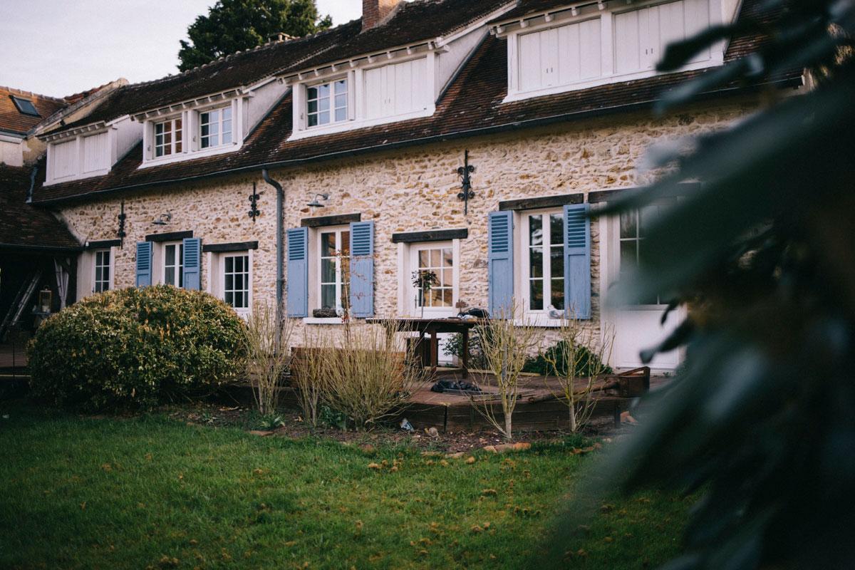 Chambre d'hôte la grange de la guesle vallée de Chevreuse