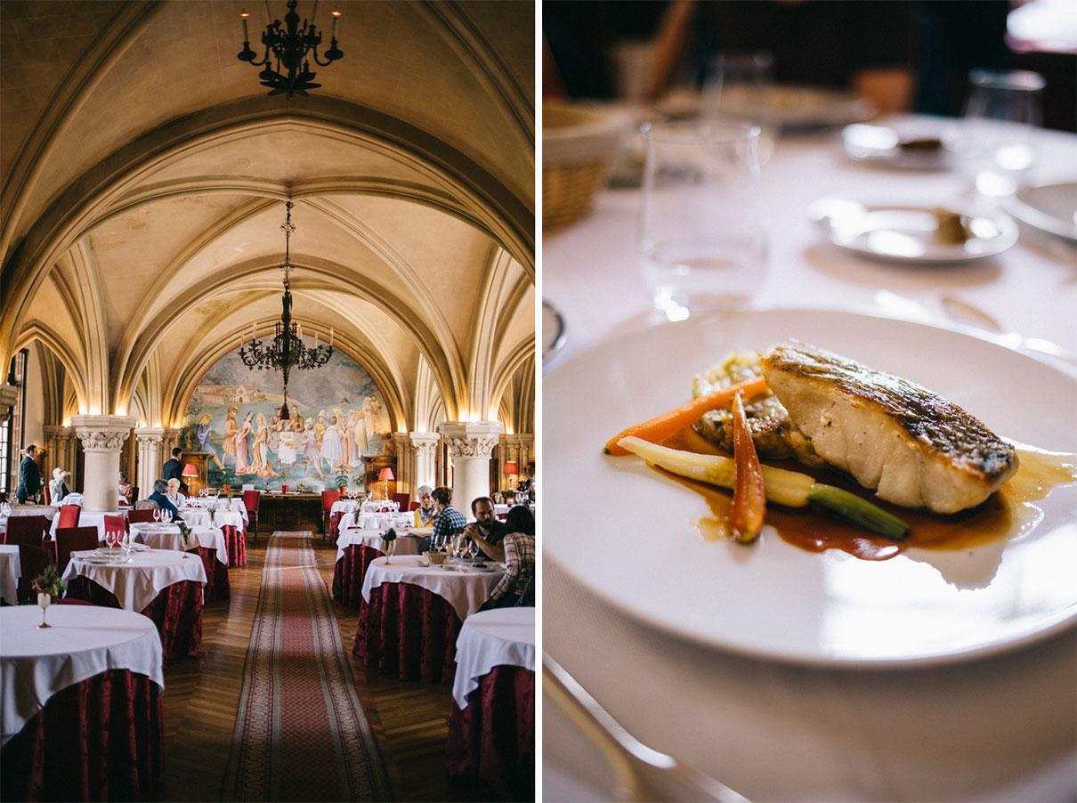Restaurant de l'abbaye des Vaux de Cernay, vallée de la chevreuse que voir et faire en un week-end