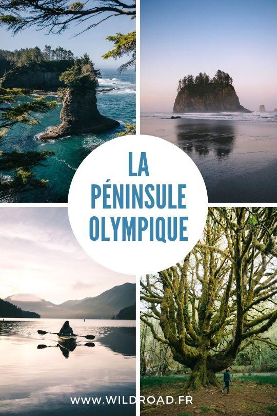 Visiter la péninsule Olympique, que voir que faire