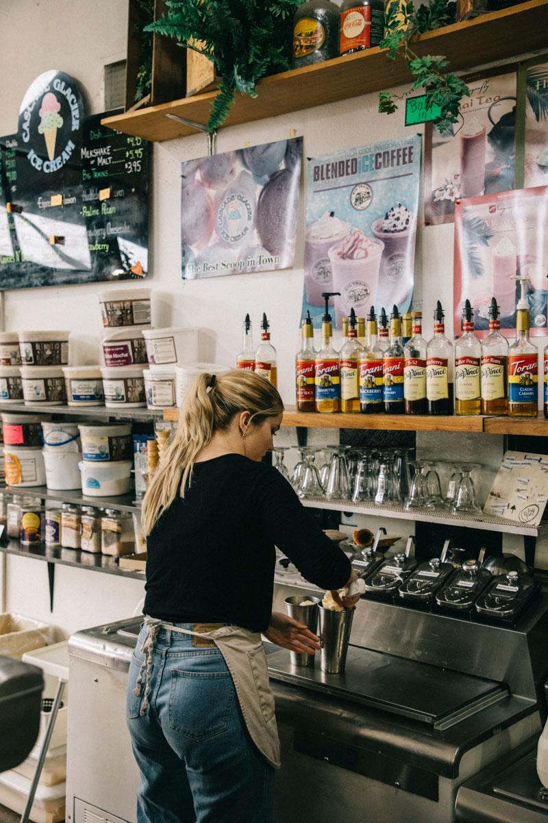 Café Condon city