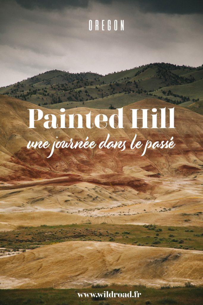 Painted Hills, le retour vers le passé