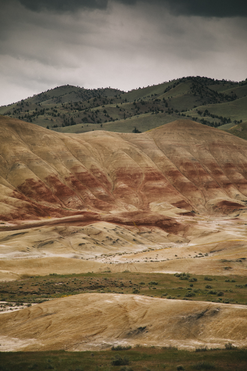 Painted Hills oregon trail