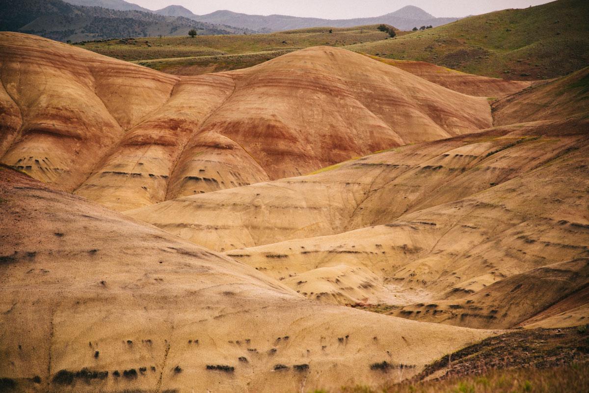 Les couleurs de Painted Hills