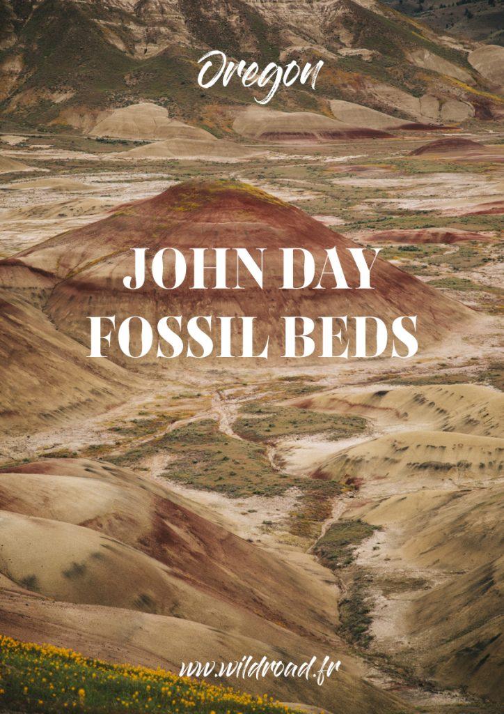 Que voir et faire à John day fossil beds