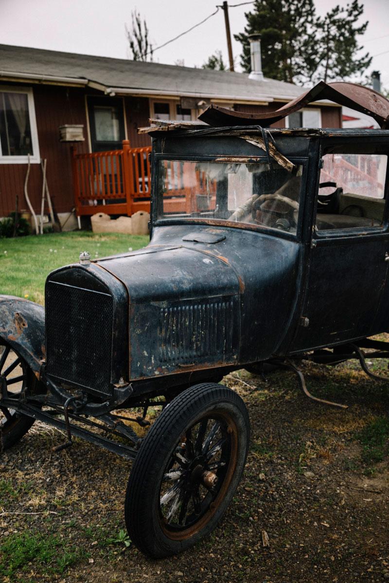 Condon vintage car