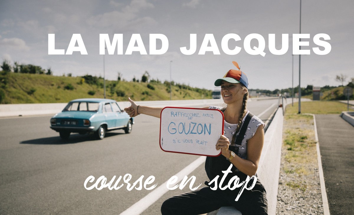 course en stop la Mad Jacques