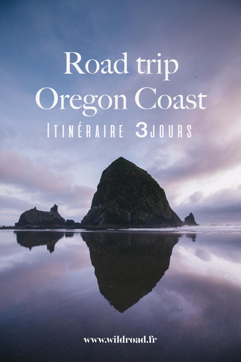 L'oregon coast et les lieux iconiques