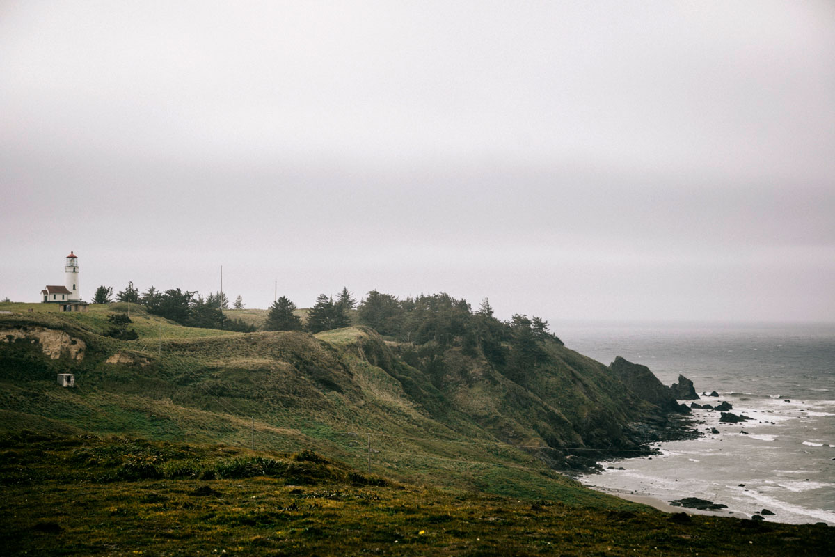 Cap blanco Lighthouse, Oregon coast