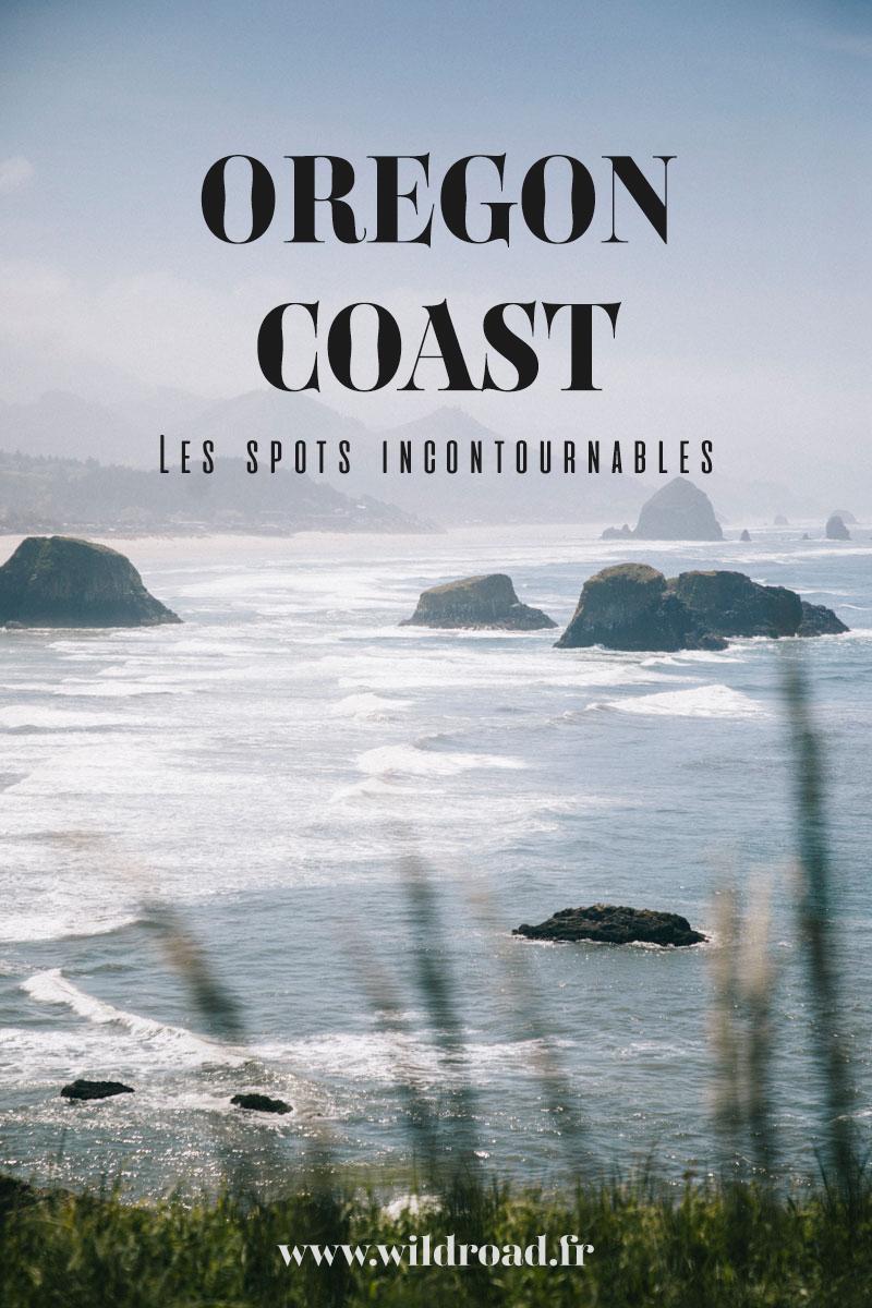 Les endroits incontournables de l'Oregon Coast