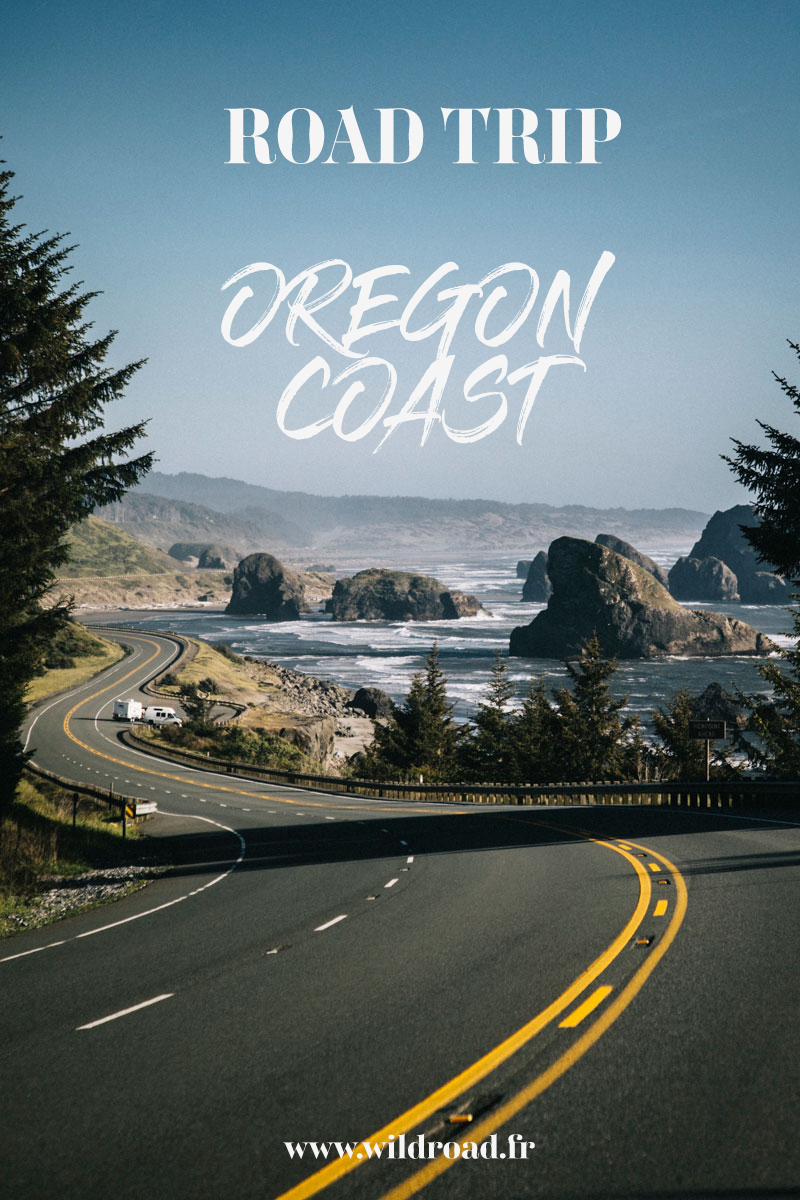 Road trip sur la route 101, L'Oregon Coast