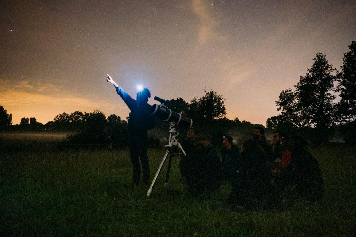 astro bivouac par Stephen à Rambouillet