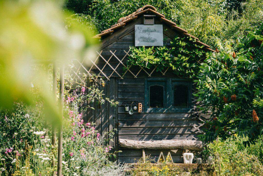 le jardin d'Hélène stage de cueillette