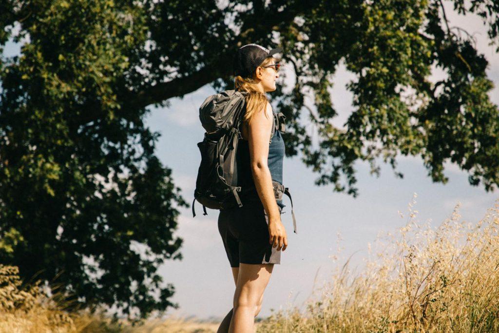 itinéraire de randonnée dans le Gers