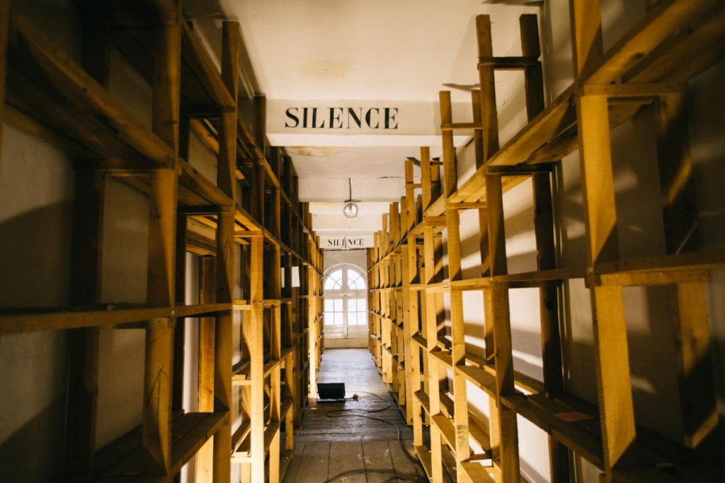 couvent des carmélites devenue un musée d'art contemporain