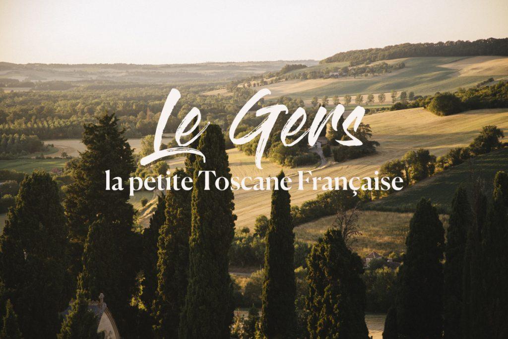 découvrir la petite toscane france : le Gers