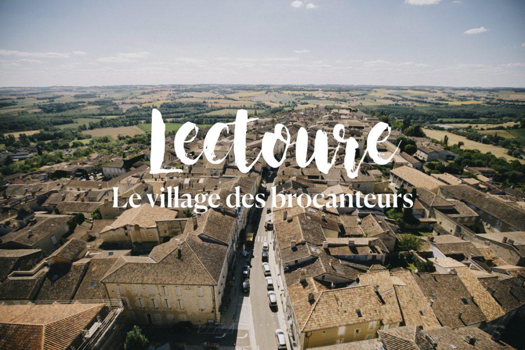 Visiter le village de Lectoure dans le Gers