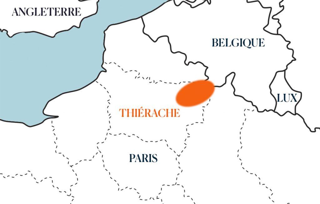 thierache region dans l'Aisne