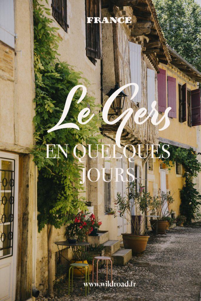 Visiter le Gers en quelques jours
