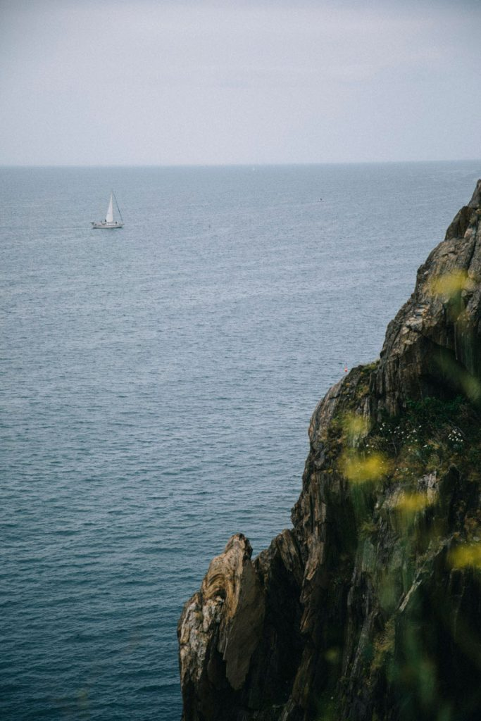voyage en france avec un voilier