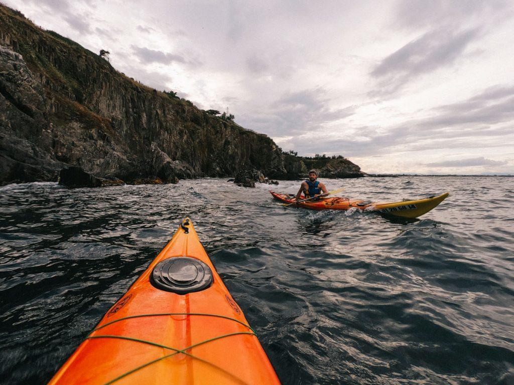 Kayak de mer à Argelès-sur-Mer