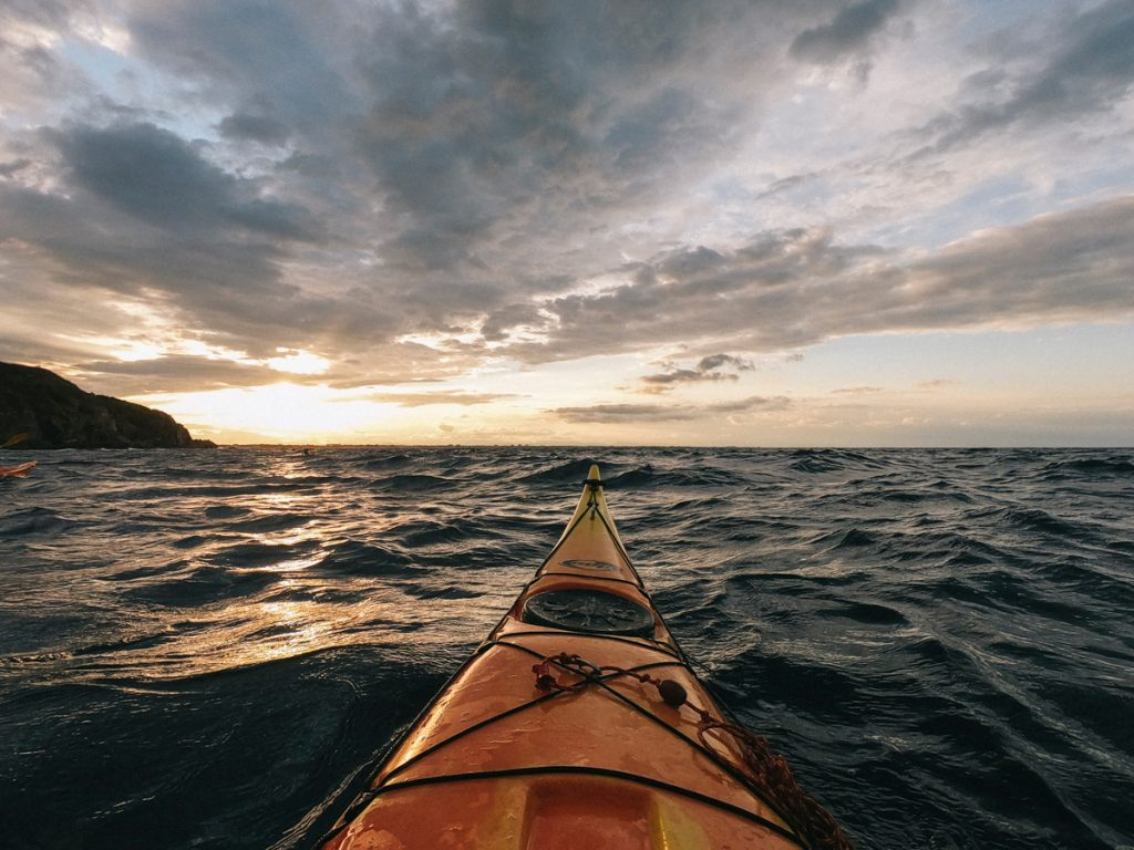 Sortie en Kayak de mer à Argelès-sur-mer