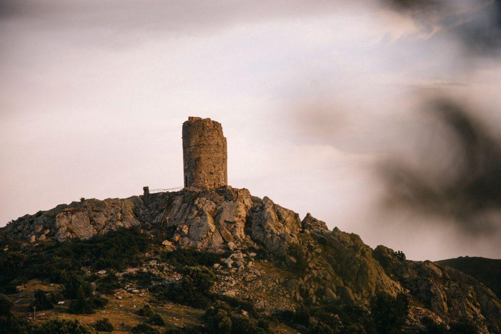 randonnée de la tour de Massane à Argelès sur Mer